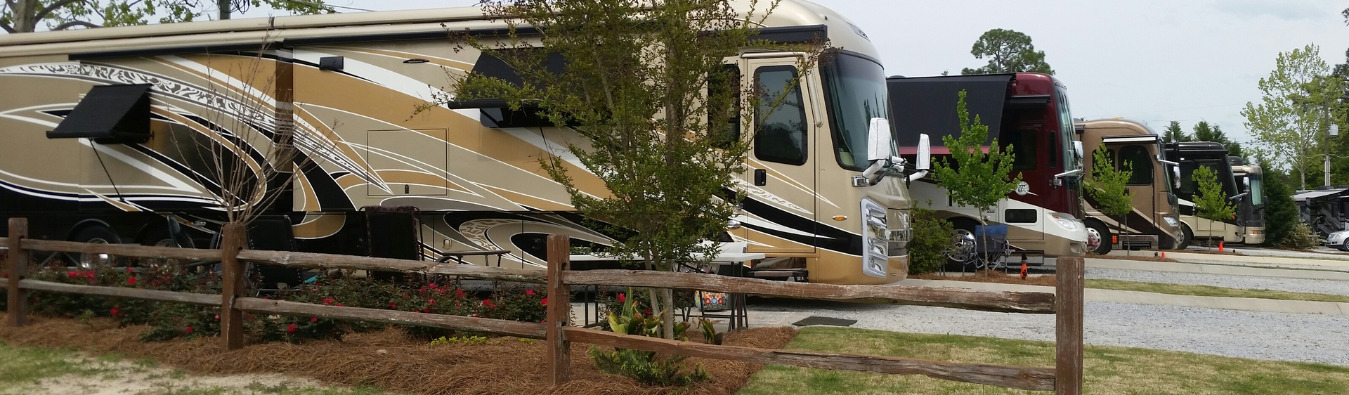 Welcome To Heritage RV Park
